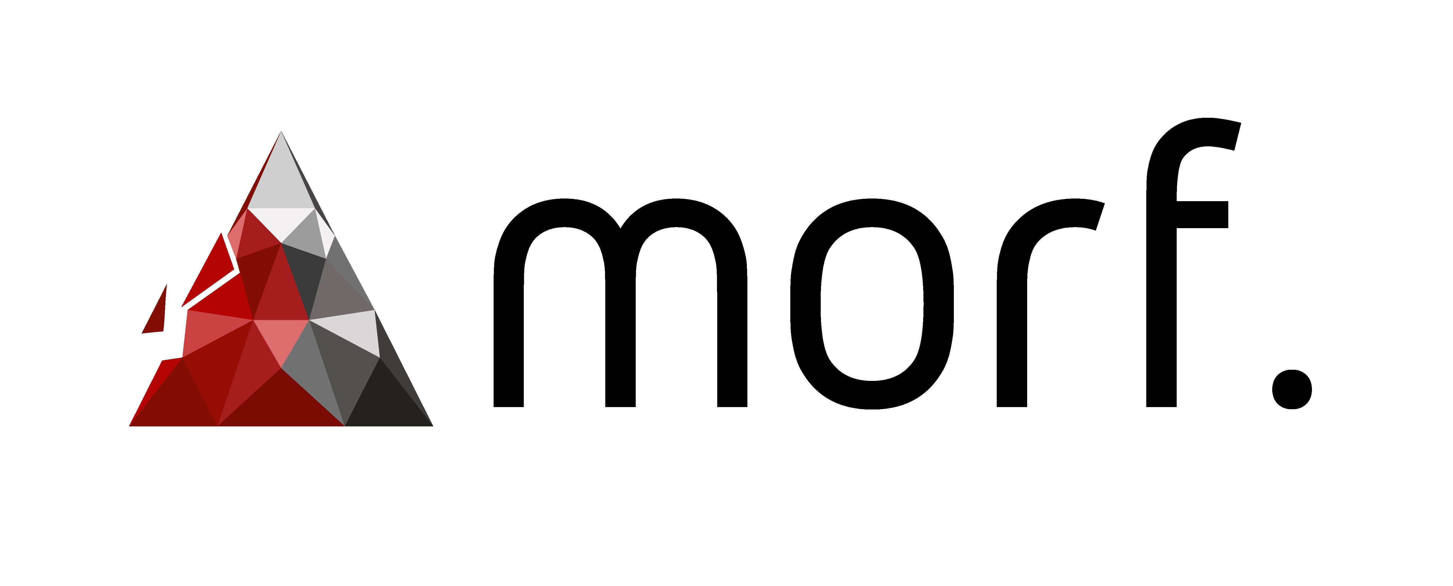 morf. Logo
